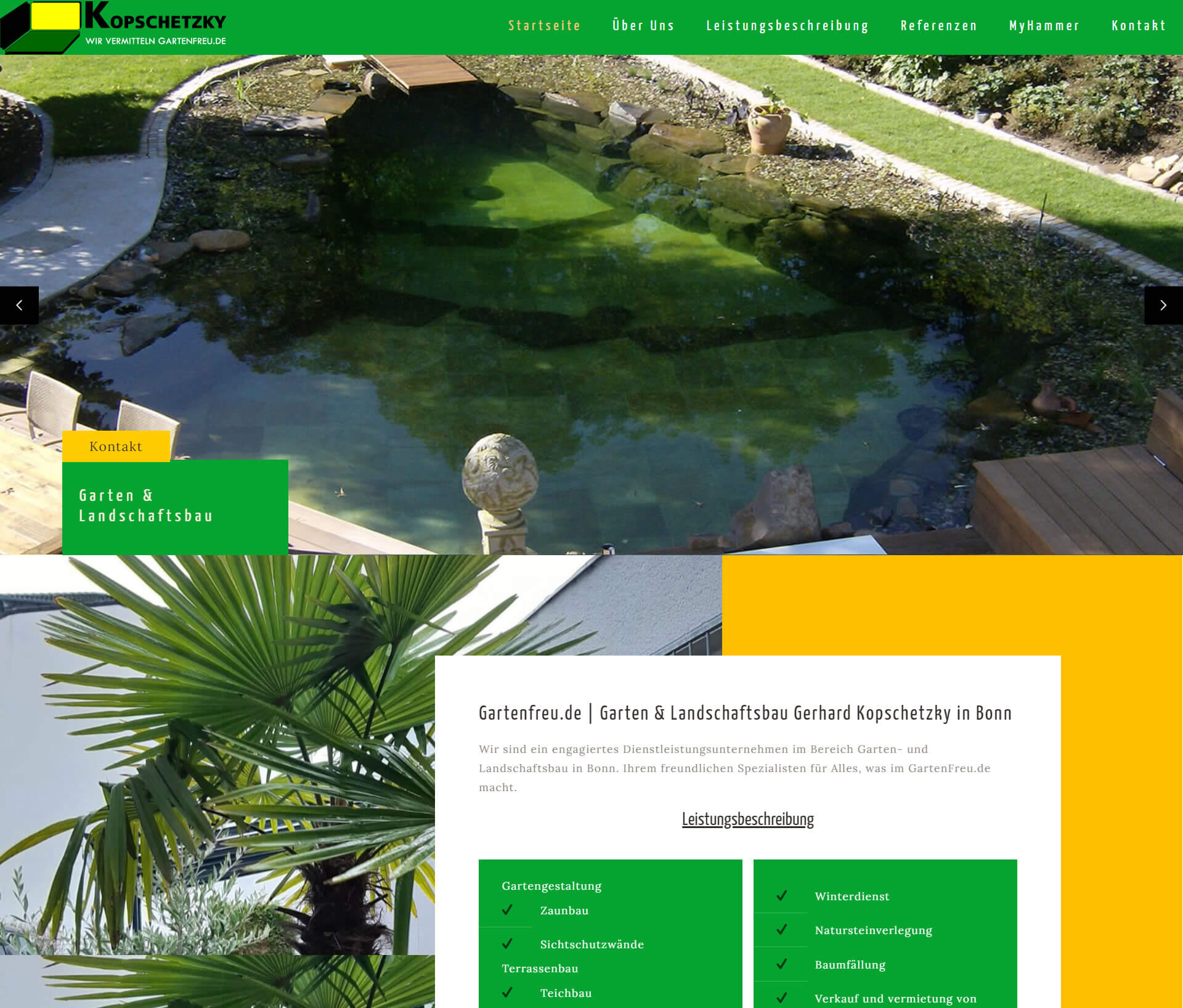 web design in cameroon